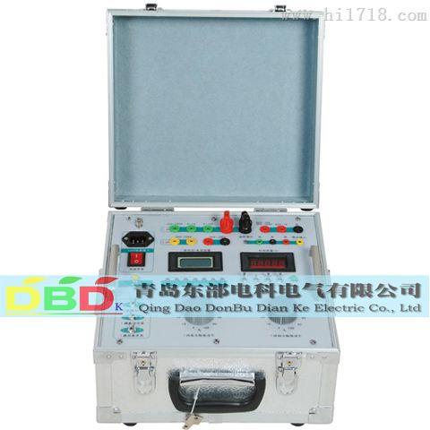 供应 DBD-JD101 继电保护测试仪 厂家青岛东部电科电气