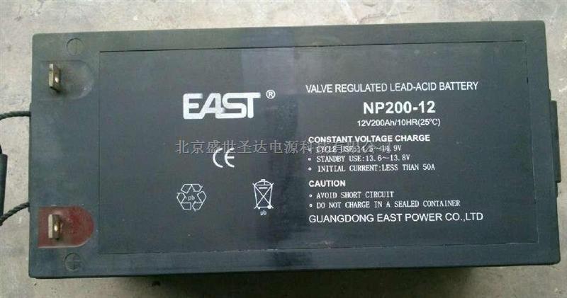 易事特蓄电池NP9-12详细参数EAST电池12V9AH含税运报价