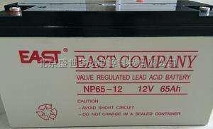 易事特蓄电池NP7.5-12详细参数EAST电池12V7.5AH含税运报价