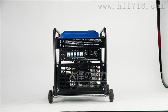 工程电焊专用250A柴油发电电焊两用机价格
