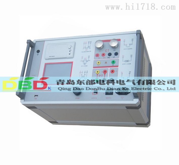 青岛东部电科电气专业供应 HGB互感器特性综合测试仪