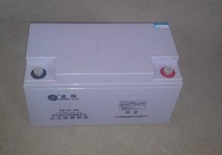 圣阳蓄电池SP12-65 12V65AH厂家特级代理
