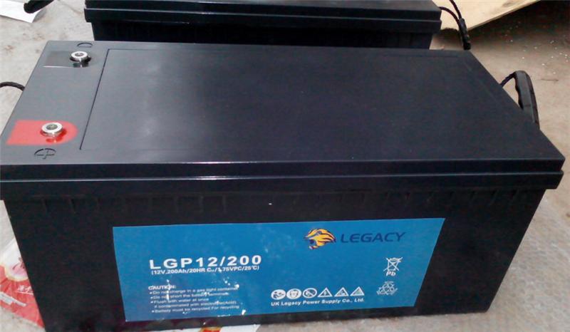 LEGACY蓄电池LGP12/100 12V100AH核心代理