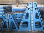 铸铁T型槽弯板厂家质量可靠