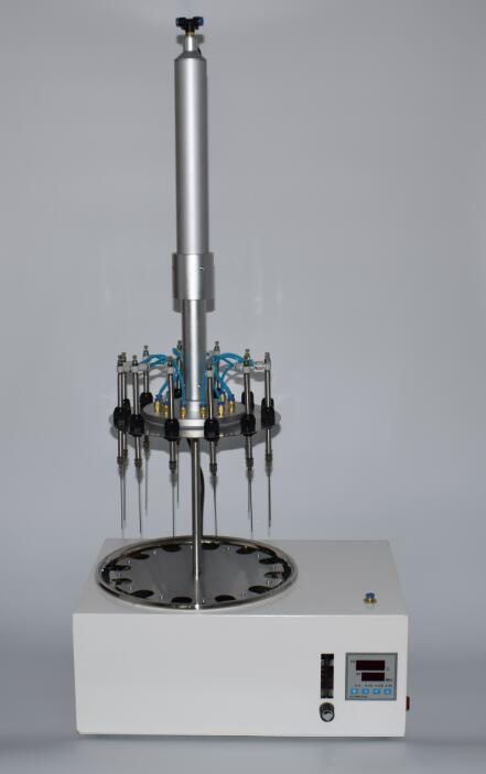 圆形电动24位水浴氮吹仪-上海析达仪器