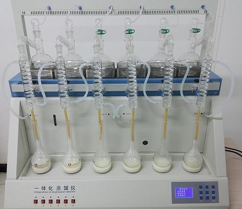 上海市多功能一体式蒸馏仪生产厂家-上海析达仪器有限公司