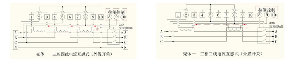 仪器仪表网 供应 电工仪器仪表 电能(度)表 > 三相电子式预付费卡表