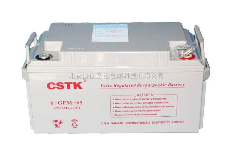 山特蓄电池6GFM24详细参数12V24AH尺寸报价