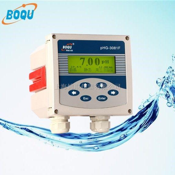 壁挂式在线ORP分析仪PHG-3081,可壁挂的氧化还原电位测试仪