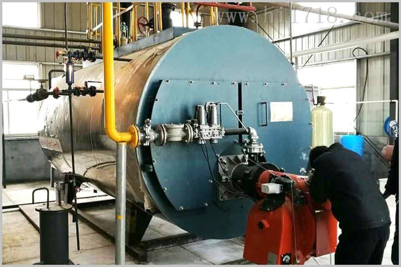 8吨燃气蒸汽锅炉价格、参数
