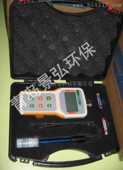 户外型便携式溶解氧仪,工业现场水质溶解氧仪快速测定仪