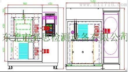 三槽式高低温冲击试验箱工厂