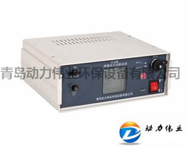 孔口流量计校准空气采样器的测量