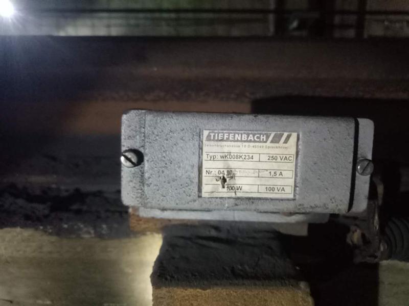 磁力開關WK178L234 L=1M 工作電壓:250VAC