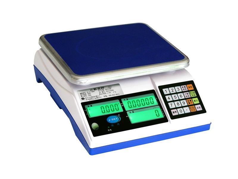 徐州工厂3kg/0.1g高精度点数量的电子秤