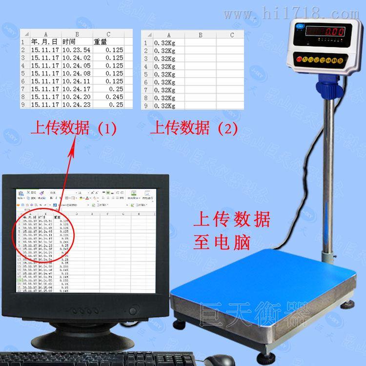 电子秤rs232串口转usb口通讯秤带485通讯