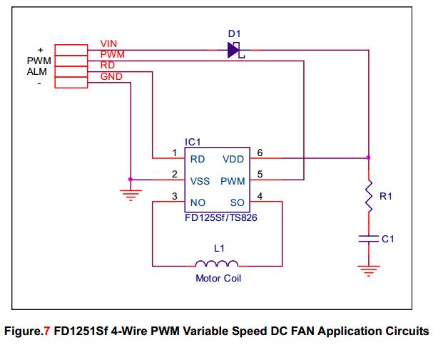 2-15霍尔传感器,直流风扇电机台湾
