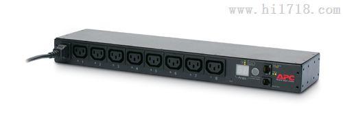 原装apc品牌pdu型号ap7920,10a8位接口,现货供应,假一罚十