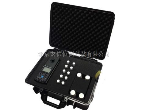 PMULP-8C型便携式多参数测定仪(8波长可定制)