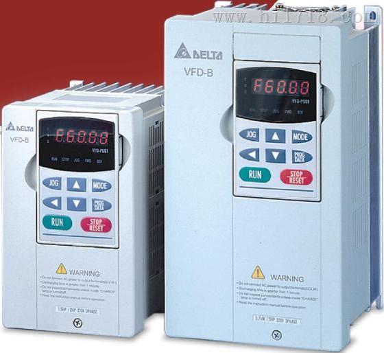 vfd370cp43b-21 台达风机水泵 专用 变频器 大功率37kw中达变频器