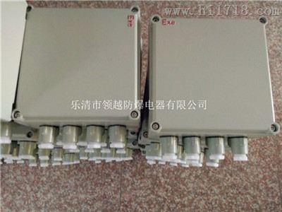 增安型防爆端子接线箱-乐清市领越防爆电器有限公司