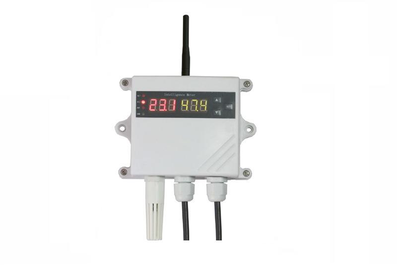 无线温湿度传感器 DM1710 博敏特进口温湿度仪表无线通讯 433M无线通讯1000米