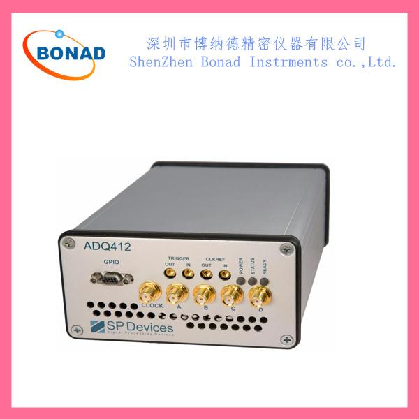 ADQ412数据采集卡 ADQ412 SP DEVICES高速数据采集卡