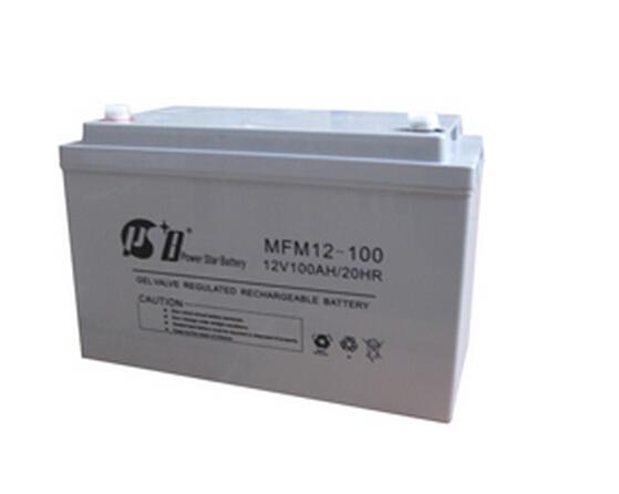 派世博蓄电池MFM12-100 蓄电池