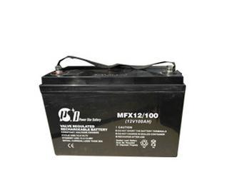 派士博蓄电池MFM12-7 蓄电池