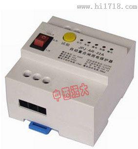 自动重合闸用电保护器 型号:JP06-JPJ-AR-80A库号:M365818