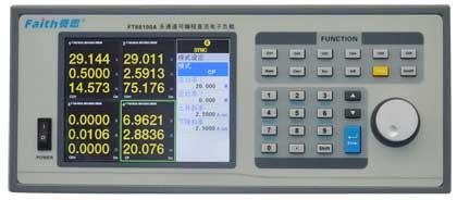 费思 FT66100A多通道可编程电子负载
