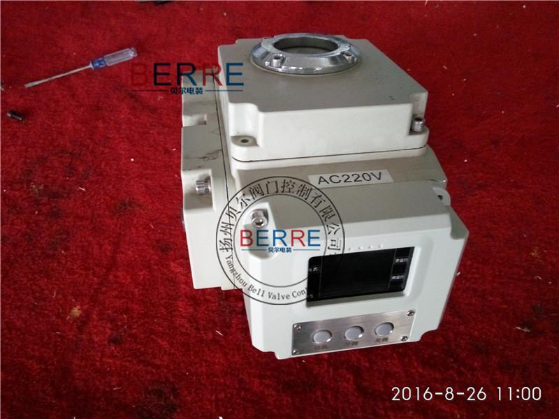 精小型液晶智能调节型电动执行器
