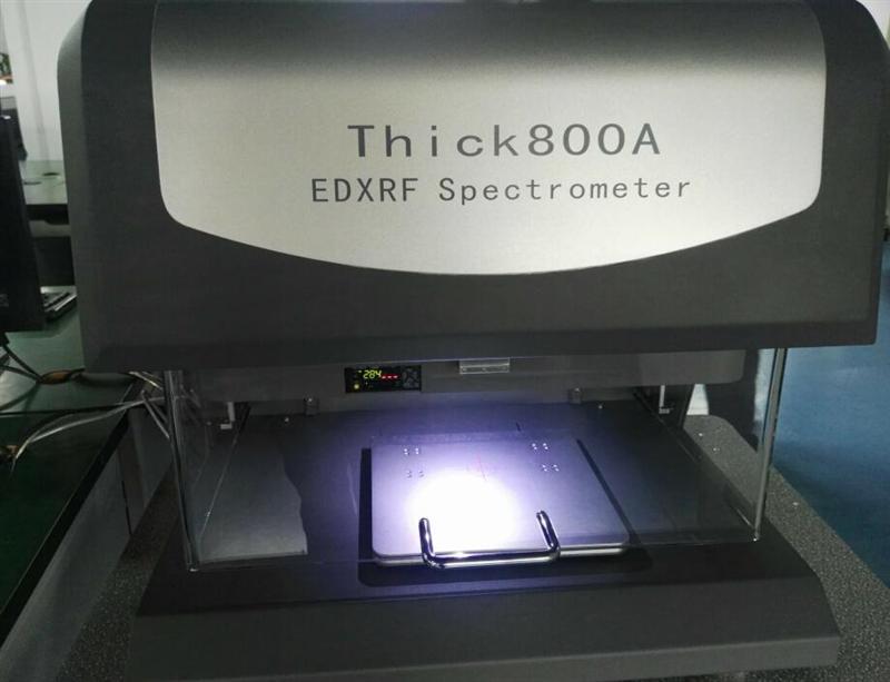 金属镀层测厚仪器 Thick800a 天瑞仪器热卖