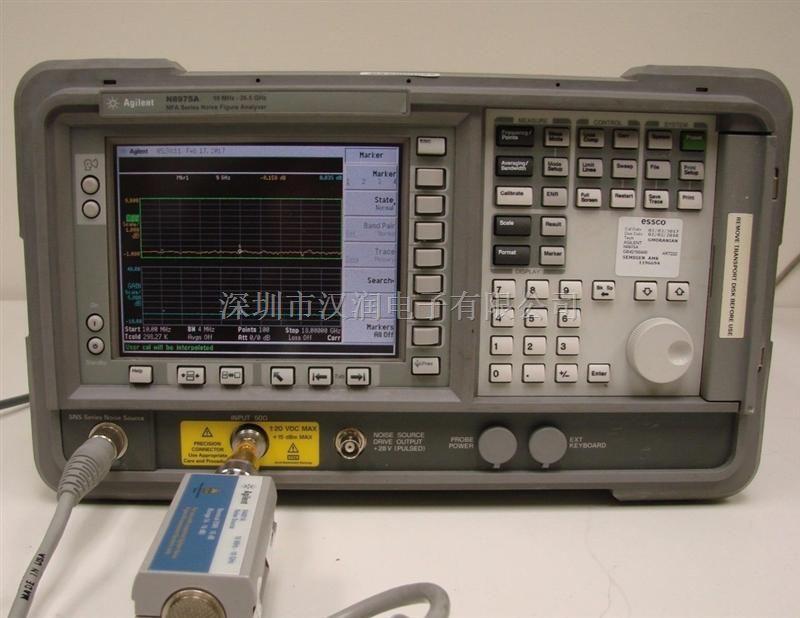N8975A+N4002A安捷伦26.5G噪声分析仪
