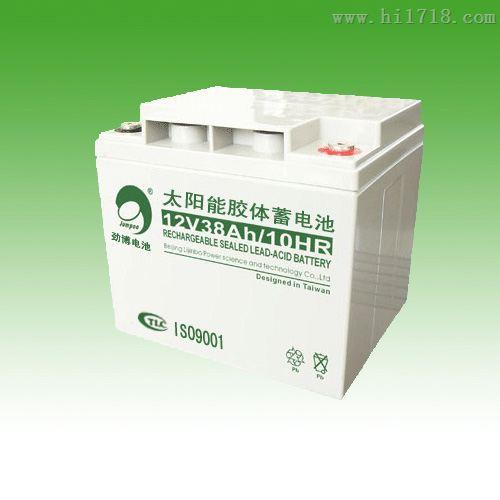 原装劲博蓄电池12v38ah EPS储能铅酸蓄电池报价