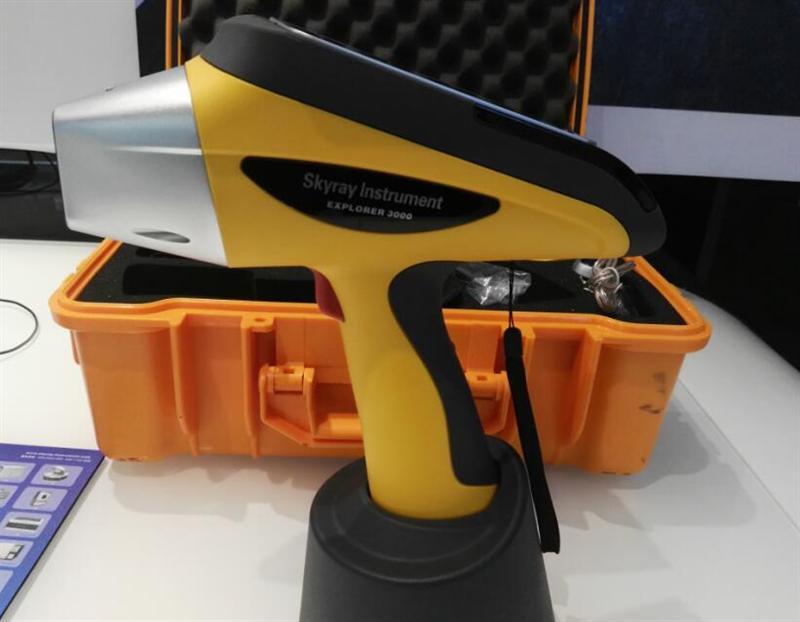 手持式合金光谱仪EXPLORER5000,厂家供应可以手持式合金光谱仪江苏天瑞仪器股份有限公司