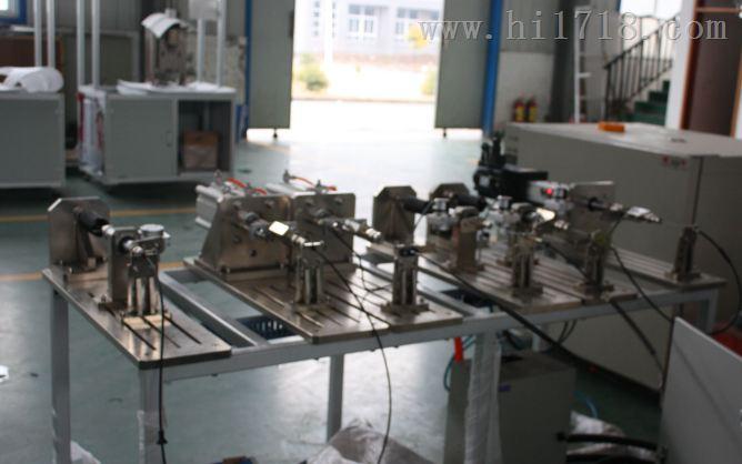 汽车水温传感器性能耐久试验台-水温传感器试验台价格优惠-合肥百川自动化