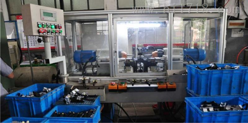 汽车油压传感器性能耐久试验台技术协议-油压传感器试验台价格优惠-合肥百川
