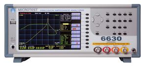 台湾益和 6630 阻抗分析仪,microtest 6630 精密阻抗分析仪器供应