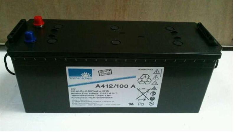 江苏德国阳光蓄电池A412/100A价格