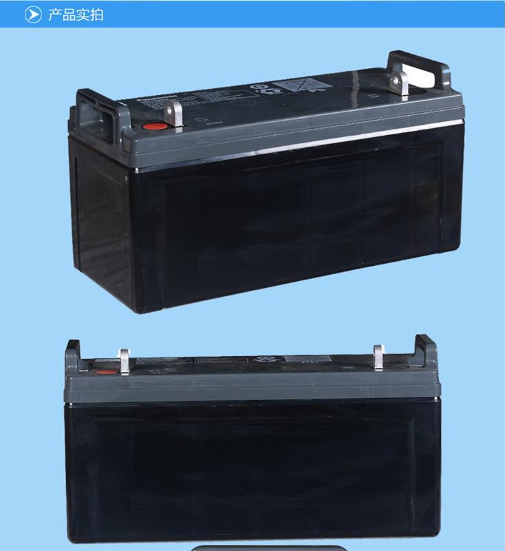 12V100AH松下蓄电池规格型号LC-P12100ST价格