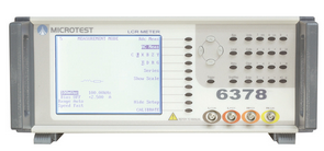 microtest 益和 6378 阻抗分析仪器,台湾  6378 阻抗分析仪供应商