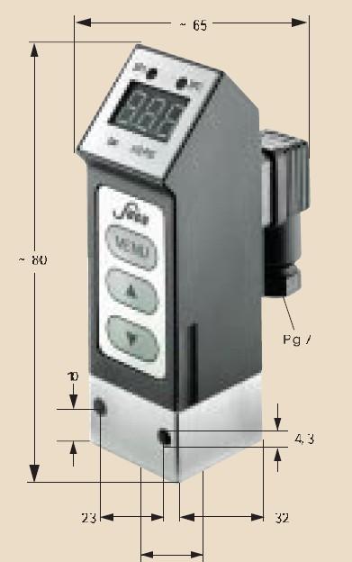 供应 德国SUCO  压力传感器 0570