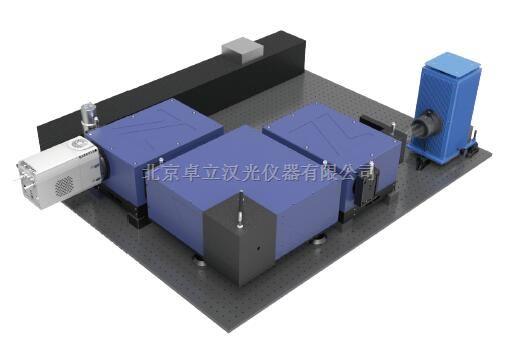 组合式荧光光谱测量系统