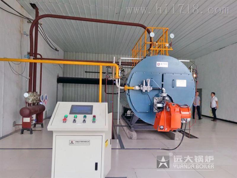 4吨节能燃气锅炉