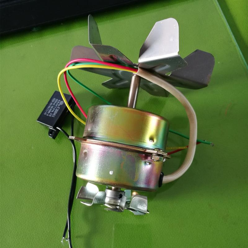 YPY-10-2P,小型烘箱高温风机,电容运转异步电动机