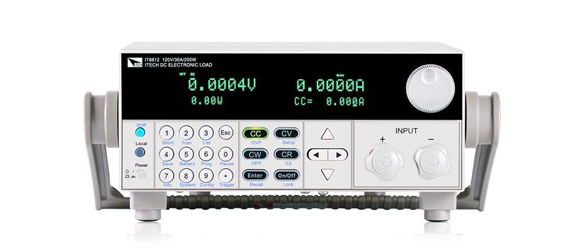 供应艾德克斯 IT8813 精度直流电子负载仪,IT8813 规格参数