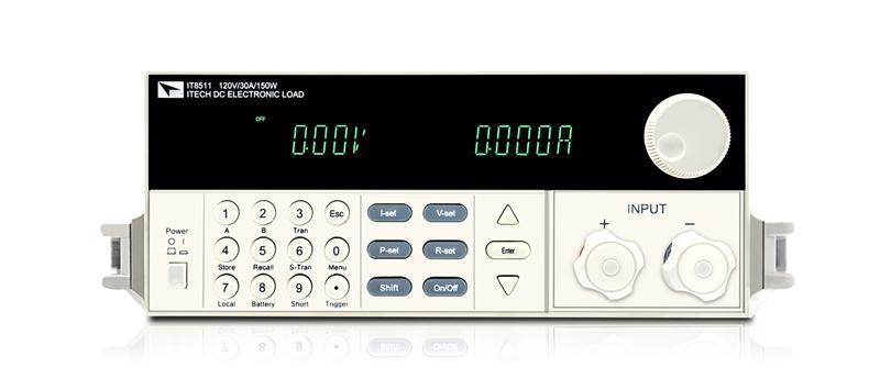 艾德克斯 IT8500 可编程直流电子负载型号价格