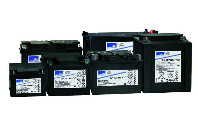 德国阳光蓄电池A412/100A正品不议价