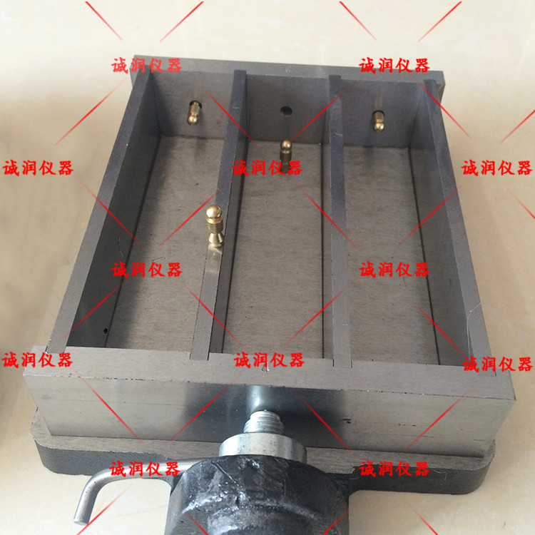 40*40*160砂浆干缩试模价格 砂浆干缩试模使用方法 砂浆干缩试模厂家